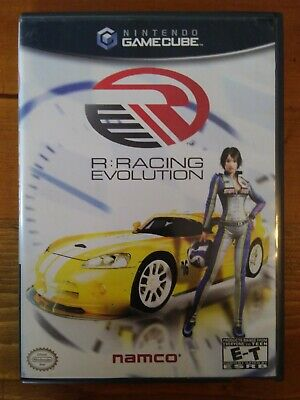 - R Racing Revolution - Nintendo GameCube - Tested and Working