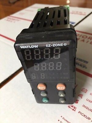 Watlow Pm8c3cj-1lajaaa Temperature Controller New 60 Day Warranty