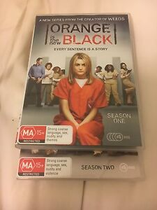 Orange is the new black season 1 and 2 Adamstown Newcastle Area Preview