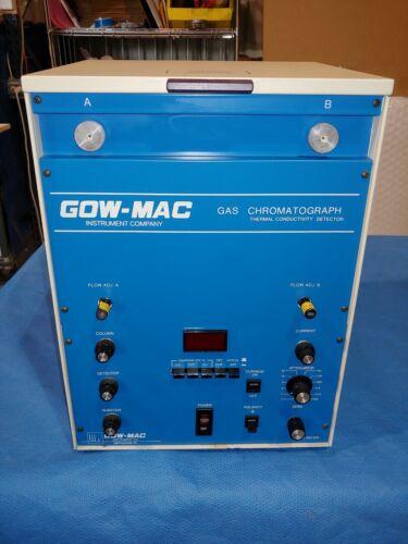 GOW-MAC Series 400 Gas Chromatograph 69-400-TCD-P GC Laboratory