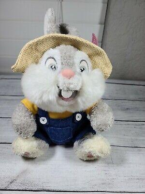 Disney Store Exclusive Bambi Plush Garden Party Thumper Stuffed Animal Soft Toy