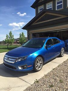 2012 Ford Fusion SEL *Mint Condition* OBO