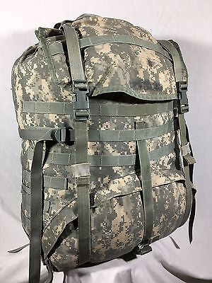 GENUINE U.S. MILITARY ISSUE MOLLE II Rucksack Large Pack Backpack Surplus USGI B