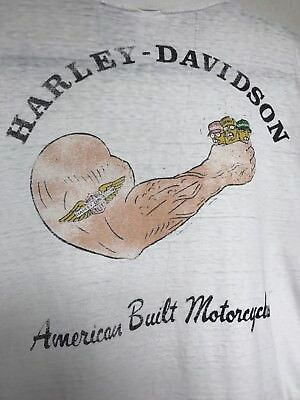 футболки Vintage Original Harley-Davidson T Shirt