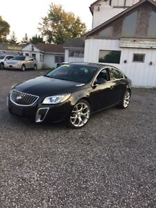 2013 Buick Regal Grand Sport Sedan