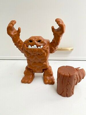 Fisher-Price Imaginext DC Super Friends, Clayface With Hammer Complete - MINT