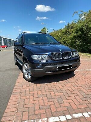 BMW X5 3.0D SPORT 05/55 HUGE SPECIFICATION & CONDITION