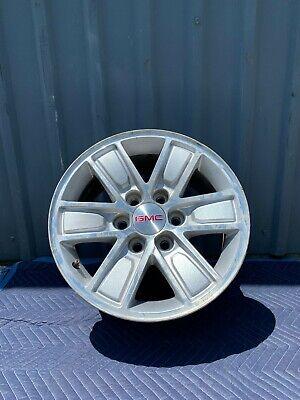 GMC Sierra 1500 2014 2015 2016 2017 2018 Original OEM Wheel Rim Limited 17 x 8