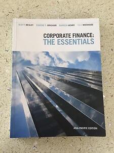 Corporate Finance: The Essentials Blackmans Bay Kingborough Area Preview