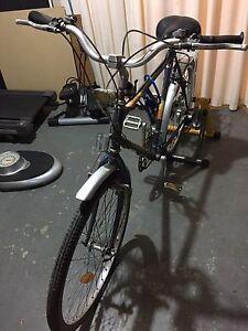 Vintage Peugeot hybrid road bike