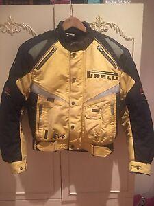 Motorbike jacket PIRELLI Marden Norwood Area Preview