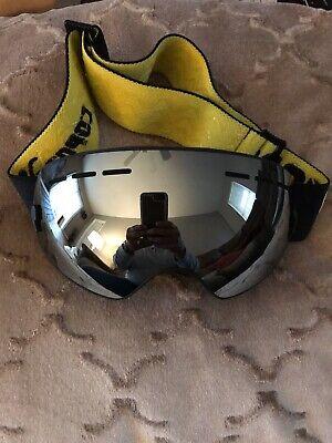 COPOZZ Ski Goggles, G1 OTG Snowboard Snow Goggles for Men Women Youth