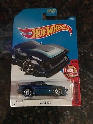 Hot Wheels 2017 Mazda RX-7