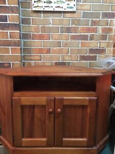 TV Corner Cabinet Glendenning Blacktown Area Preview