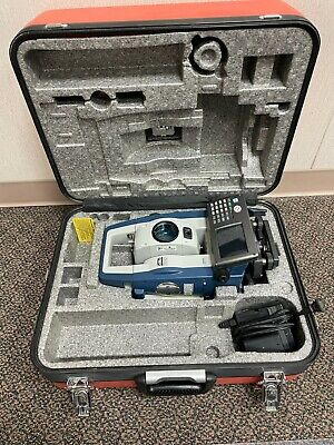 Sokkia Sx-105t 5 Robotic Total Station Auto Tracking Bluetooth Battery Charger