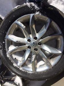 "4x Mags / Roues 20"" pour Ford"