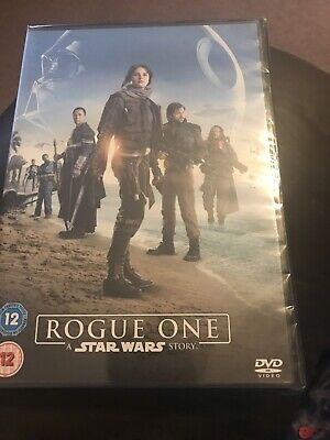 Rogue One A Star Wars Story (Felicity Jones) DVD New/Sealed