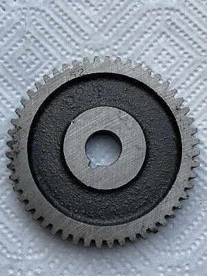 South Bend Lathe 52 Tooth Change Gear