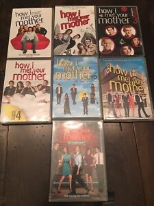 How I met your mother saison 1 à 7