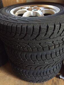 Winter tires 235/70R16