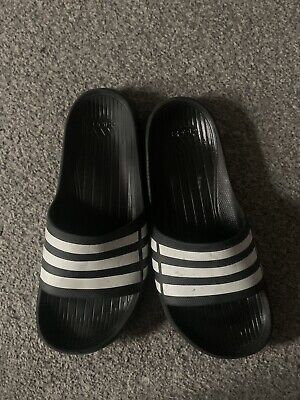 mens adidas sliders size 8