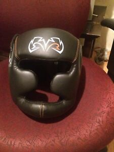 Rival sparring head protection / head gear