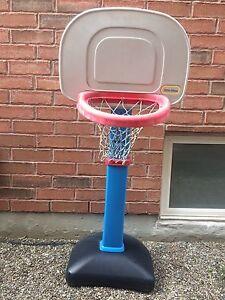 Basketball net for children