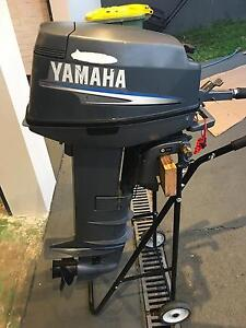 20hp yamaha outboard motor Sutherland Sutherland Area Preview