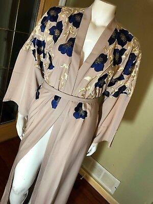 OPEN Fancy Khaleeji Abaya Dubai Jilbab with optional Lace Size L