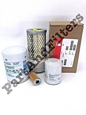 Tractor Filter Service Kit Fits Ford New Holland 1120 1210 1220 1215