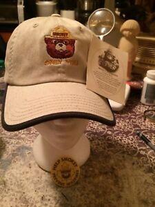 Smokey the Bear Hat & Button