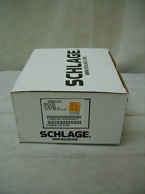 (Schlage Flair S10DFLA619 Satin Nickel Commercial - Left Hand Passage Lever Set)