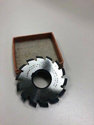 Involute Spline Cutter 1020dp 30pa Fillet Root 2