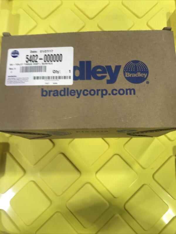 Bradley #5402-000000 Commercial toilet paper dispenser