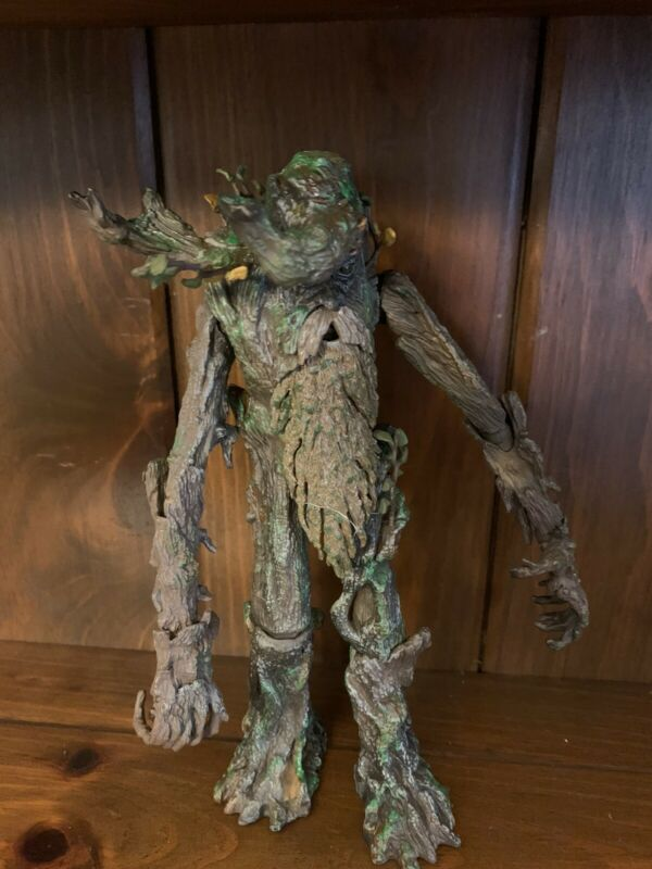 2003 Marvel Lord of the Rings Return of the King TREEBEARD Lifting Action