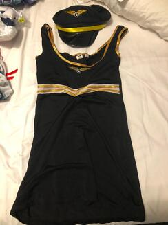 Air pilot dress up dress