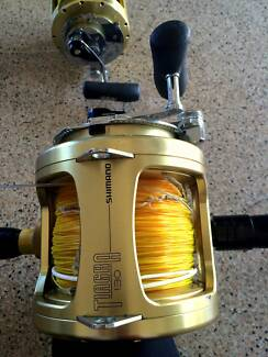 SHIMANO TIAGRA 130 REEL & ROD - BIG GAME GEAR! Paradise Point Gold Coast North Preview