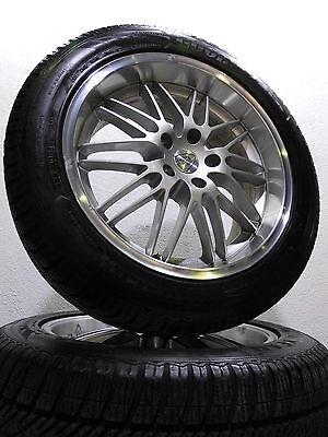 """4  Winterreifen 235 / 50 R18 Mercedes GLK X204 Aluett 18"""" Alufelgen"""