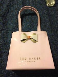 Ted Baker Pink Bow detail small shopper bag Waterford South Perth Area Preview
