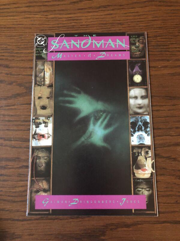 Sandman #6 (1989) Vertigo 1st Print FN 6.0