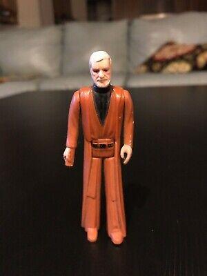 Vintage 1977 Star Wars Ben (Obi-Wan) Kenobi G.M.F.G.I./Kenner action figure