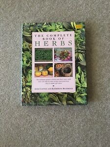 The Complete Book of Herbs
