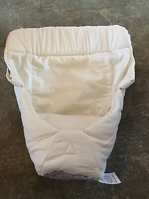 Ergobaby Easy Snug Infant Insert For Ergo Baby Carrier Natural