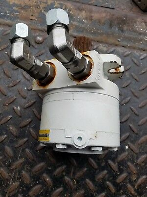 Parker 115a-088-as-0 F Hydraulic Motor 1-14 Shaft 3250 Psi