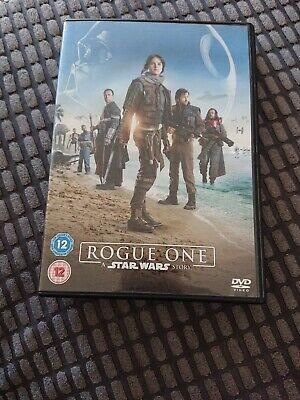 Rogue One: A Star Wars Story DVD (2017) Felicity Jones, Edwards (DIR) cert 12