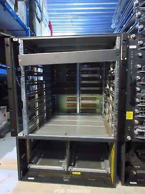Cisco WS-C6509-E EMPTY CHASSIS 9-slot switch - EXCL PSU, FANS, MODULE BOARDS