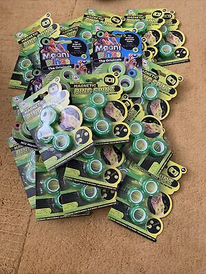 27 Unopened Packs- Magnetic Rings Fidget Toy - Stress Relief for Anxiety