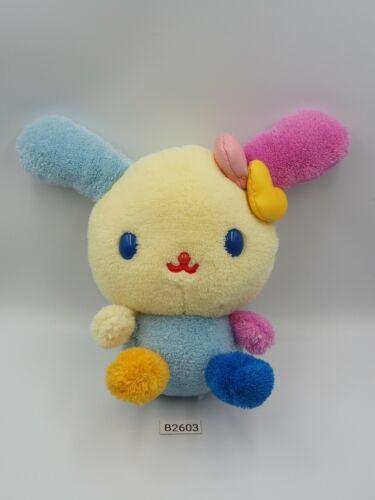 "Usahana B2603 Sanrio Eikoh 2003 Plush 7"" Stuffed Toy Doll Japan"