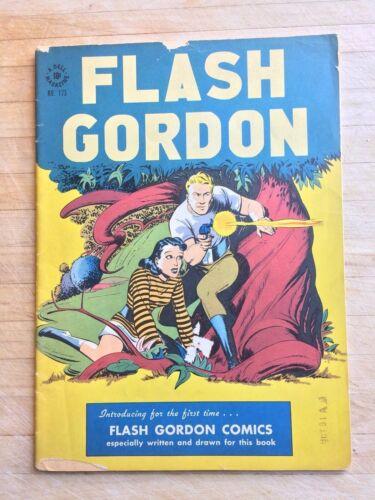 Flash Gordon No. 173; Four Color Comic; Dell; 1947; Good/Very Good