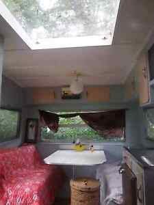 Caravan accommodation for backpackers or WWOOF Mount Alford Ipswich South Preview